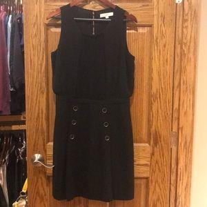 The Loft adorable little black dress